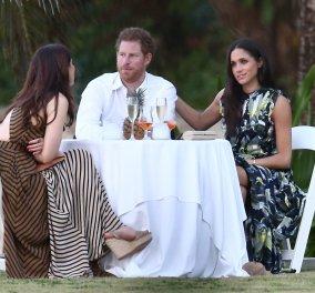 Πρίγκιπας Χάρι - Μέγκαν Μαρκλ: Μυστικός γάμος στη Καραϊβική με κουμπάρα διάσημη ηθοποιό - Κυρίως Φωτογραφία - Gallery - Video