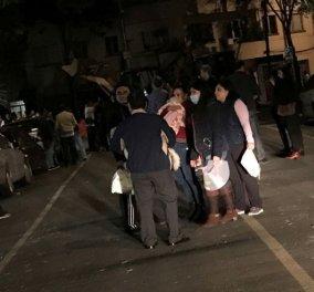 Σεισμός 8 Ρίχτερ ανοιχτά της Πόλης του Μεξικό - Οι πρώτες εικόνες και βίντεο - Κυρίως Φωτογραφία - Gallery - Video