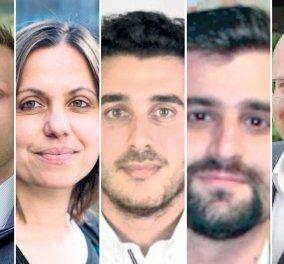 Αυτοί είναι οι πέντε νέοι Έλληνες ερευνητές που διαπρέπουν στο εξωτερικό - Κυρίως Φωτογραφία - Gallery - Video