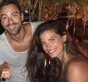 Ο Σάκης Τανιμανίδης και η Χριστίνα Μπόμπα βολτάρουν στην άδεια νυχτερινή Αθήνα με τη μηχανή – βίντεο - Κυρίως Φωτογραφία - Gallery - Video