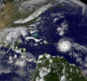 Παρακολουθήστε live την πορεία του τυφώνα Ίρμα - Κυρίως Φωτογραφία - Gallery - Video