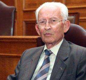 Απεβίωσε ο πρώην βουλευτής της ΝΔ Κωσταντίνος Σημαιοφορίδης - Κυρίως Φωτογραφία - Gallery - Video