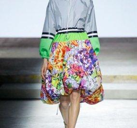 Η Μαίρη Κατράντζου εντυπωσίασε στην Εβδομάδα Μόδας του Λονδίνου – Ρούχα βγαλμένα από ταινίες της Disney - Κυρίως Φωτογραφία - Gallery - Video