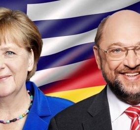 Γερμανικές εκλογές: 61,5 εκ. πολίτες καλούνται σήμερα στις κάλπες - Ομαλά διεξάγεται η διαδικασία  - Κυρίως Φωτογραφία - Gallery - Video