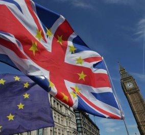 Εγκρίθηκε κατ' άρθρο το νομοσχέδιο για το Brexit - Τώρα θα διαπραγματευτούμε με άνεση με την ΕΕ - Κυρίως Φωτογραφία - Gallery - Video