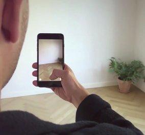 Το ΙΚΕΑ λανσάρισε ένα application για να δοκιμάζετε τα έπιπλα μέσα στο σπίτι σας πριν τα αγοράσετε – φωτό – βίντεο - Κυρίως Φωτογραφία - Gallery - Video