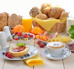 Αυτά είναι τα 4 λάθη που κάνεις στο πρωινό και σου προσθέτουν κιλά - Κυρίως Φωτογραφία - Gallery - Video