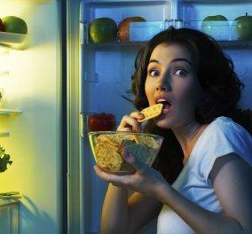 Δες ποια είναι τα βραδινά σνακ που επιτρέπεται να φας - Κυρίως Φωτογραφία - Gallery - Video