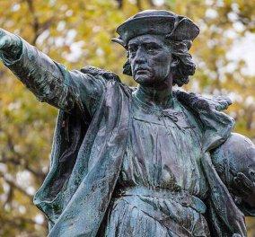 Μινεσότα: Την απομάκρυνση του αγάλματος του Κολόμβου ζητούν οι κάτοικοι - Να αντικατασταθεί με ένα του Πρινς - Κυρίως Φωτογραφία - Gallery - Video