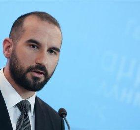 Τζανακόπουλος: Θέλουμε μια νέα οικονομία με στήριξη της εργασίας και δίκαιη ανάπτυξη - Κυρίως Φωτογραφία - Gallery - Video