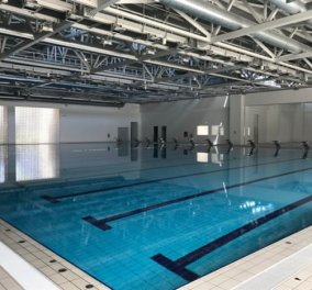 Good news: Ανοίγει σήμερα με εγγραφές μετά από 17 χρόνια το Σεράφειο Κολυμβητήριο του Δήμου Αθηναίων  - Κυρίως Φωτογραφία - Gallery - Video
