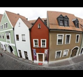 Αυτό είναι το μικρότερο και πιο cute ξενοδοχείο στον κόσμο (ΦΩΤΟ)  - Κυρίως Φωτογραφία - Gallery - Video
