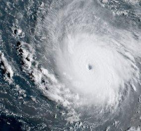 Ο κυκλώνας Ίρμα απειλεί τις Μικρές Αντίλλες - Σε κατάσταση ύψιστου συναγερμού γαλλικές κτήσεις στην Καραϊβική - Κυρίως Φωτογραφία - Gallery - Video