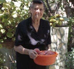 Top Woman η κυρία Πελαγία: Κατάργησε το super market, παράγει τα πάντα μόνη της - Κυρίως Φωτογραφία - Gallery - Video