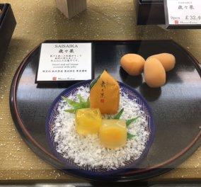 Έχετε δει γιαπωνέζικα γλυκά; Τα είδα αλλά δεν τα δοκίμασα…Φωτό - Κυρίως Φωτογραφία - Gallery - Video