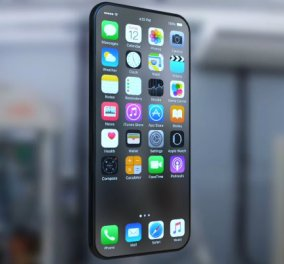 Apple: Δεν θα έχει home button το iPhone 8; - Κυρίως Φωτογραφία - Gallery - Video