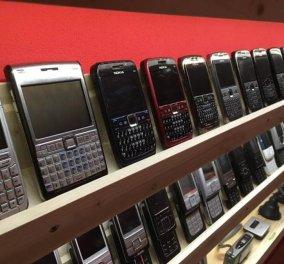 Μουσείο vintage κινητών τηλεφώνων δημιουργήθηκε στη Σλοβακία  - Κυρίως Φωτογραφία - Gallery - Video