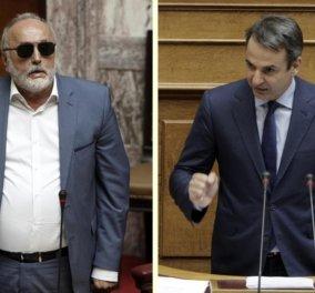 Μητσοτάκης - Κουρουμπλής: Πολιτική κόντρα στη Βουλή για τη ρύπανση του Σαρωνικού (ΒΙΝΤΕΟ) - Κυρίως Φωτογραφία - Gallery - Video