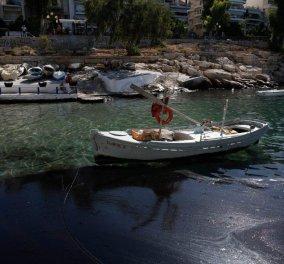 Bίντεο – Φρεαττύδα - ένα drone καταγράφει αποκαρδιωτικές εικόνες από την ρύπανση στις κατάμαυρες ακτές του Πειραιά - Κυρίως Φωτογραφία - Gallery - Video