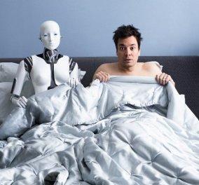 Το 40% των ανθρώπων πιστεύει ότι δεν απιστείς ανκάνεις σεξ με ρομπότ!  - Κυρίως Φωτογραφία - Gallery - Video