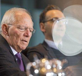 Αυστηρή κριτική του γερμανικού τύπου στον Σόιμπλε: «Αδίστακτος διαπραγματευτής του ευρώ» - Κυρίως Φωτογραφία - Gallery - Video