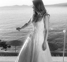 Ελένη Τσολάκη: οι φωτογραφίες από την προετοιμασία της νύφης - Κυρίως Φωτογραφία - Gallery - Video