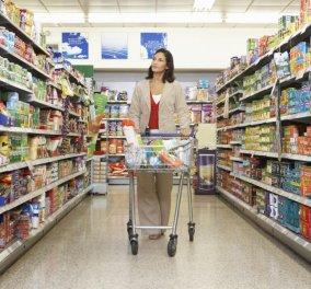 Έρευνα αγοράς για τις τιμές και με λίστα ψωνίζουν πλέον από το σούπερ μάρκετ οι Έλληνες - Κυρίως Φωτογραφία - Gallery - Video