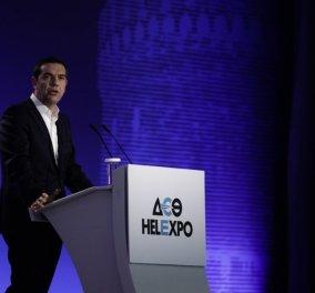 Αλ. Τσίπρας στη ΔΕΘ: Ήρθε η ώρα να οργανώσουμε την Ελλάδα του αύριο - Από το Grexit στο Grinvest (ΒΙΝΤΕΟ) - Κυρίως Φωτογραφία - Gallery - Video