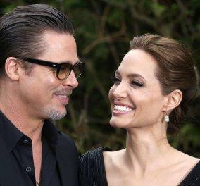 "Angelina Jolie & Brad Pitt ""συνειδητά ζευγάρι ξανά"": έπεσαν με κλάματα ο ένας στην αγκαλιά του άλλου - Κυρίως Φωτογραφία - Gallery - Video"