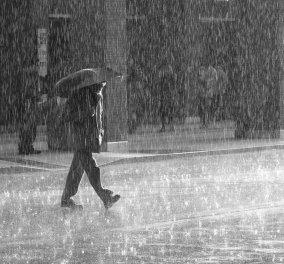 Ο Καλλιάνος προειδοποιεί: Έρχονται βροχοθύελλες, η θερμοκρασία θα πέσει κάτω από τους 20 βαθμούς - Κυρίως Φωτογραφία - Gallery - Video