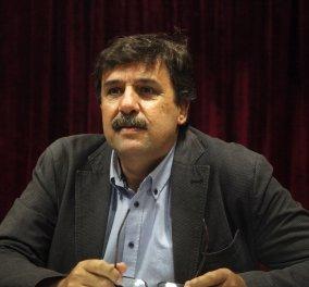 Ανδρέας Ξάνθος: Υπάρχει κίνδυνος η ρύπανση από την πετρελαιοκηλίδα να περάσει στη διατροφική αλυσίδα - Κυρίως Φωτογραφία - Gallery - Video