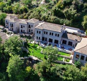 Good news: Αυτό είναι το ελληνικό ξενοδοχείο στην Ήπειρο υποψήφιο για παγκόσμιο βραβείο  - Κυρίως Φωτογραφία - Gallery - Video