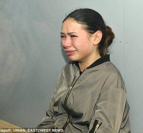 Με λυγμούς στη φυλακή η κόρη του Ουκρανού ολιγάρχη που σκότωσε 5 ανθρώπους με την κουρσάρα της (ΦΩΤΟ-ΒΙΝΤΕΟ) - Κυρίως Φωτογραφία - Gallery - Video