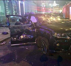 Ουκρανία: Κόρη ολιγάρχη σκότωσε 6 άτομα με το αυτοκίνητό της - Παραβίασε το φανάρι - Κυρίως Φωτογραφία - Gallery - Video