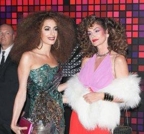 Amal Clooney & Cindy Crawford εντυπωσίασαν τους πάντες με τις εμφανίσεις τους σε Halloween party (ΦΩΤΟ) - Κυρίως Φωτογραφία - Gallery - Video