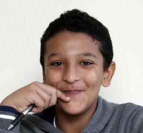 Ο 11χρονος Αμίρ από το Αφγανιστάν θα είναι σημαιοφόρος στην παρέλαση της 28ης Οκτωβρίου - Κυρίως Φωτογραφία - Gallery - Video