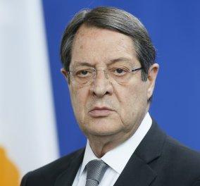 Κύπρος: Ο Νίκος Αναστασιάδης θα είναι ξανά υποψήφιος για την Προεδρία της Δημοκρατίας  - Κυρίως Φωτογραφία - Gallery - Video
