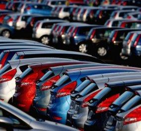ΕΛΣΤΑΤ: Αυξήθηκαν κατά 30,1% οι πωλήσεις αυτοκινήτων τον Σεπτέμβριο - Κυρίως Φωτογραφία - Gallery - Video