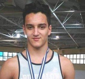 """Στην εντατική ο 17χρονος καταδύτης Ανδρόγεως Σαμψάκης μετά από σοβαρό τραυματισμό σε """"ξηρή"""" προπόνηση - Κυρίως Φωτογραφία - Gallery - Video"""