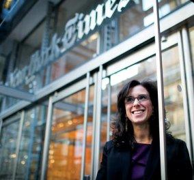 Αυτή είναι η δημοσιογράφος των New York Times που ξεμπρόστιασε με φοβερό ρεπορτάζ τον Χάρβεϊ Γουάινσταϊν - Κυρίως Φωτογραφία - Gallery - Video
