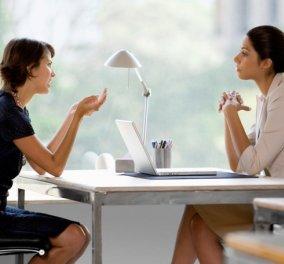 Τα 6 βασικά λάθη που πρέπει να αποφεύγετε σε μια συνέντευξη για δουλειά - Κυρίως Φωτογραφία - Gallery - Video