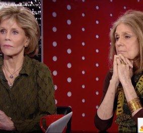 Βίντεο! Η Jane Fonda σχολιάζει γιατί τώρα ήρθε στο φως το κάθαρμα που επιτέθηκε σεξουαλικά σε 60 γυναίκες - Κυρίως Φωτογραφία - Gallery - Video