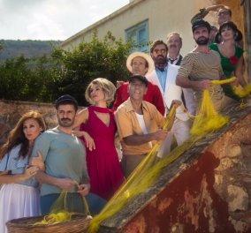 """Το θρυλικό μιούζικαλ του Γιάννη Δαλιανίδη  """"Γοργόνες καί Μάγκες"""" στο Θέατρο Broadway - Κυρίως Φωτογραφία - Gallery - Video"""
