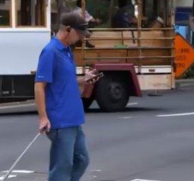 Χαβάη: Νόμος απαγορεύει τα κινητά τηλέφωνα...στους πεζούς που διασχίζουν τον δρόμο (ΒΙΝΤΕΟ) - Κυρίως Φωτογραφία - Gallery - Video