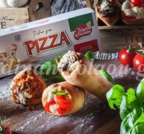 Τα τέλεια χωνάκια για τα παιδικά πάρτι με 3 γεμίσεις μανιτάρια-τυρί, μπολονέζ & caprese από την Ντίνα Νικολάου - Κυρίως Φωτογραφία - Gallery - Video
