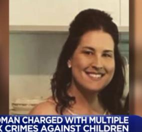 34χρονη Αμερικανίδα κατηγορείται ότι βίασε 9 παιδιά της οικογένειάς της - Εξετάζεται η εμπλοκή της και σε άλλους βιασμούς  - Κυρίως Φωτογραφία - Gallery - Video