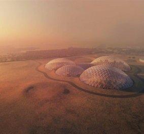 Η μεγαλύτερη πόλη του διαστήματος σε... προσομοίωση είναι στα σκαριά στο Ντουμπάι! (ΦΩΤΟ) - Κυρίως Φωτογραφία - Gallery - Video