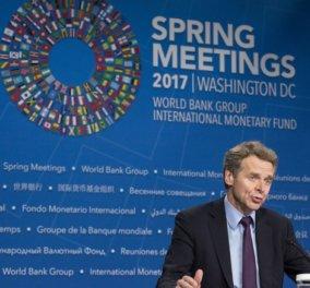 ΔΝΤ: Όχι νέα μέτρα - Στόχος το πρωτογενές πλεόνασμα 2,2% τουΑΕΠ - Κυρίως Φωτογραφία - Gallery - Video
