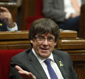 Στο Βέλγιο ο ηγέτης των Καταλανών - Απαγγελία κατηγοριών ζητά ο γενικός εισαγγελέας - Κυρίως Φωτογραφία - Gallery - Video