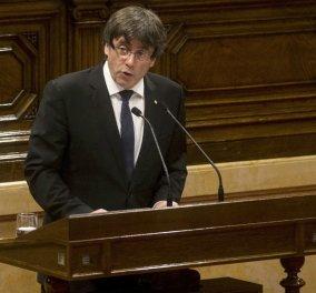 Ηγέτες Καταλονίας: Υπέγραψαν έγγραφο ανακήρυξης της ανεξαρτησίας - Κυρίως Φωτογραφία - Gallery - Video